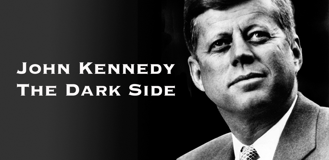 John f kennedy sex addict
