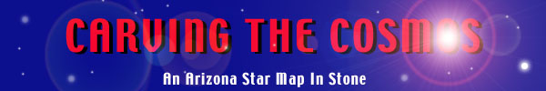 The Celestial Desert: Arizona Star Map Update