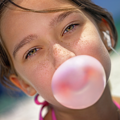 Chewing Gum Can Reduce Calorie Intake