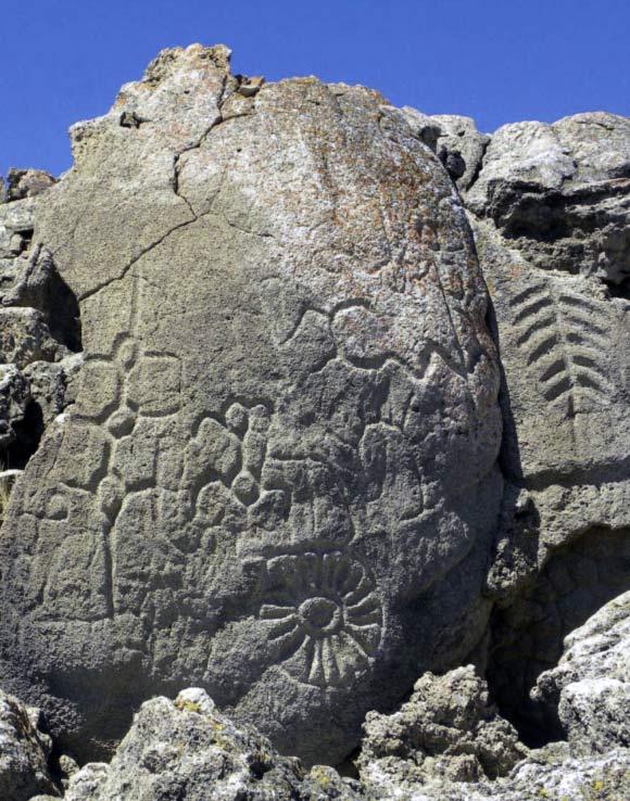 Oldest petroglyph discovery raises questions about clovis