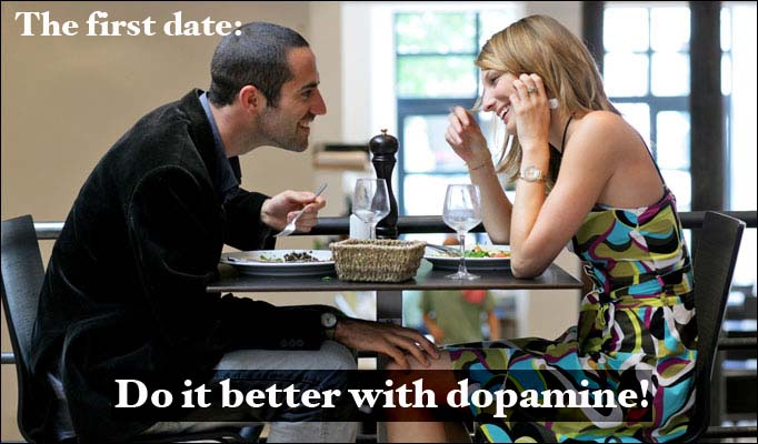 What to do in the first dating