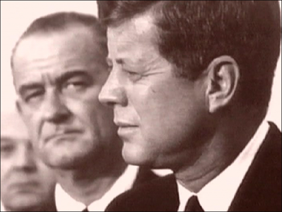 Image result for jfk and lbj