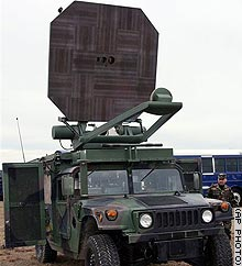 Microwave Weapons Against US Citizens