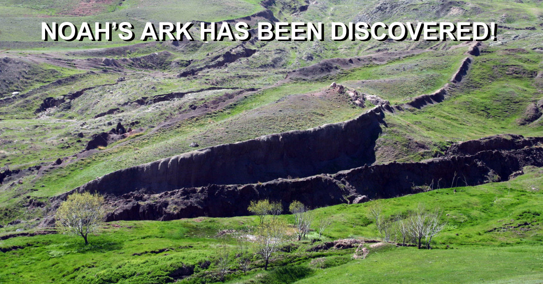 Image result for finding of Noah's Ark
