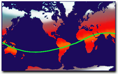 Polar Shift Its Started - Us map after pole shift