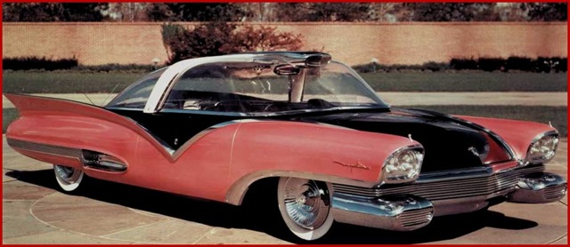 The 1954 Ford Mystere & Prototype Cars That Never Were Produced markmcfarlin.com