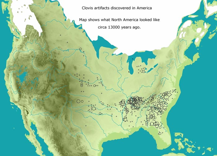 SOLUTREANS The First Ancient Settlers in North America