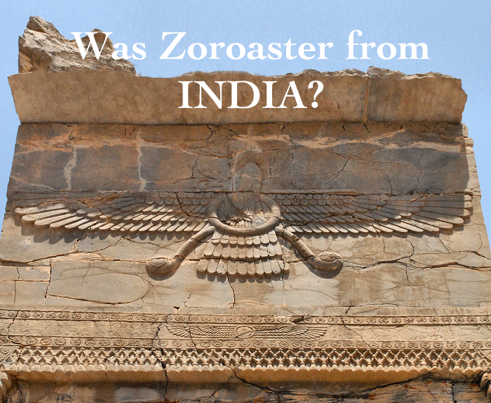 god and zoroastrianism
